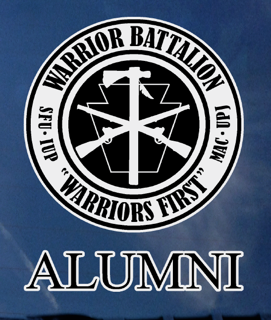 Decal, Auto (Alumni)
