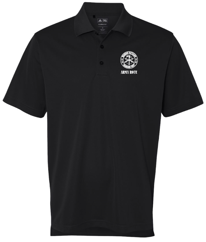 Polo Shirt, Black