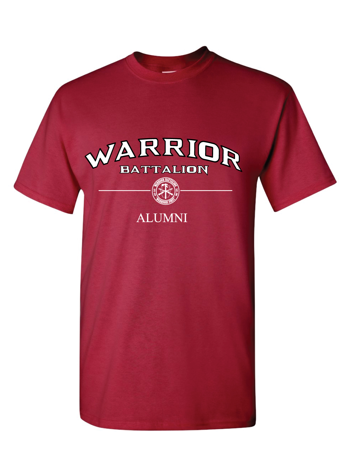 T-Shirt, Cardinal Red (Alumni)