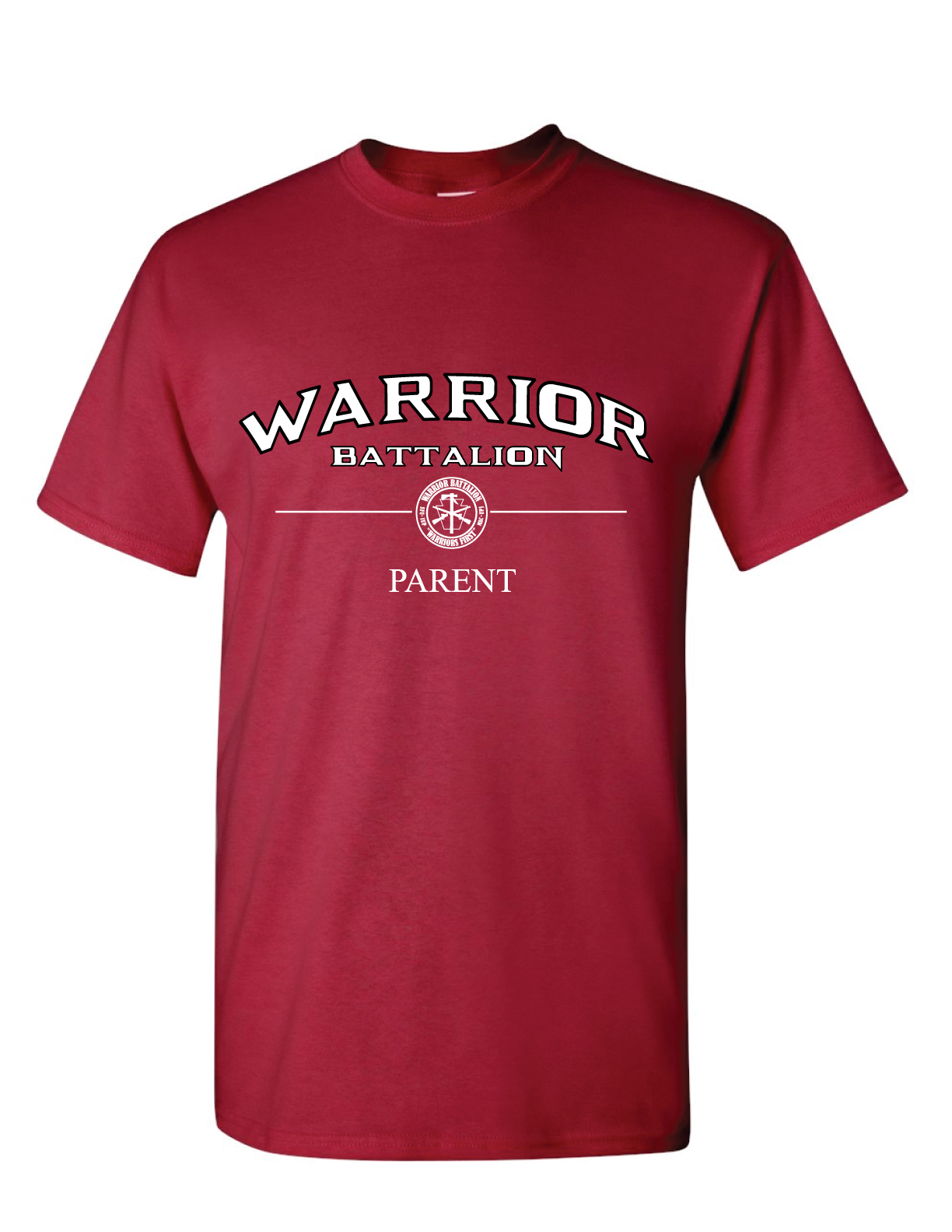 ***Clearance Sale***T-Shirt, Cardinal Red (Parent)