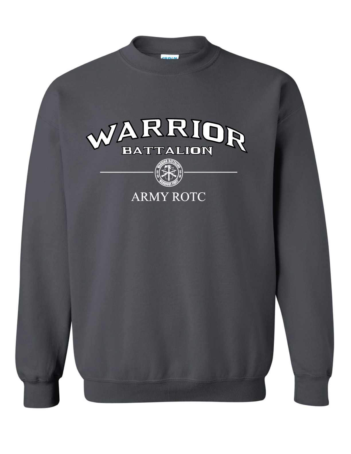 Crewneck, Gray (Army ROTC)
