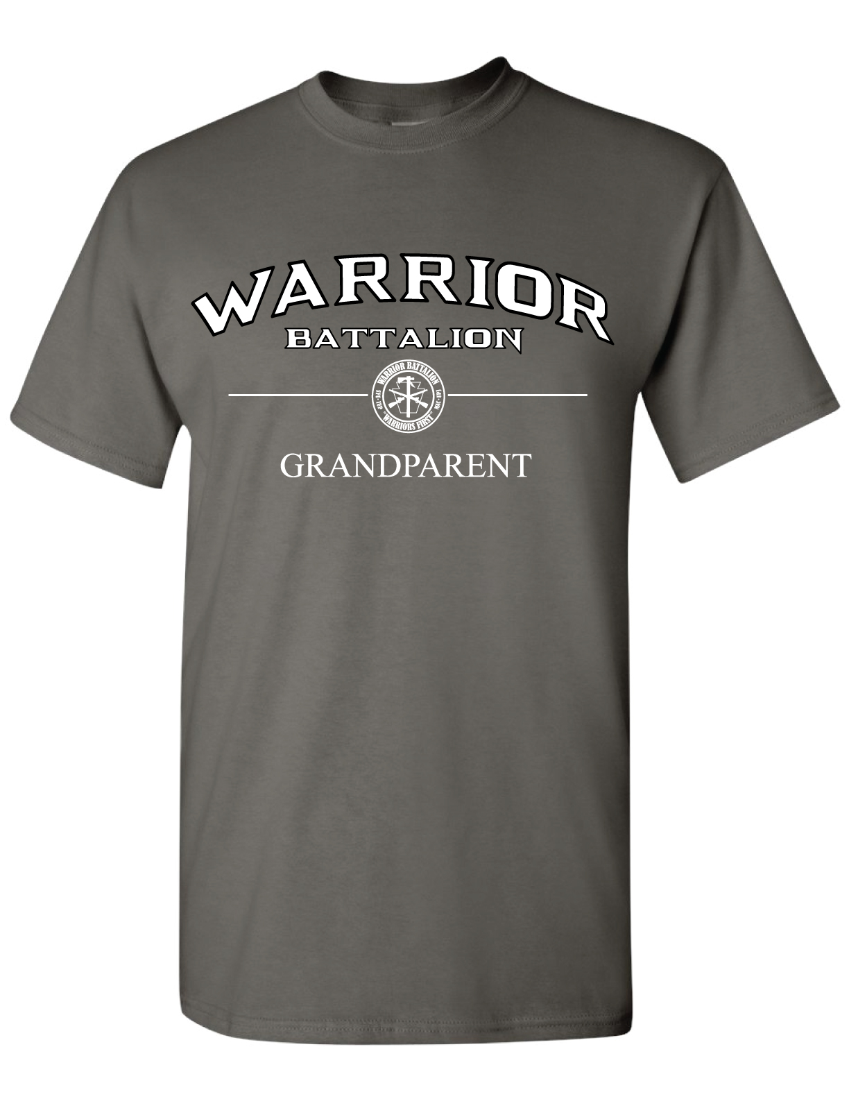 ***Clearance Sale***T-Shirt, Gray (Grandparent)