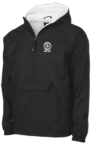 Charles River Classic 1/4 Zip Jacket, Flannel Lined