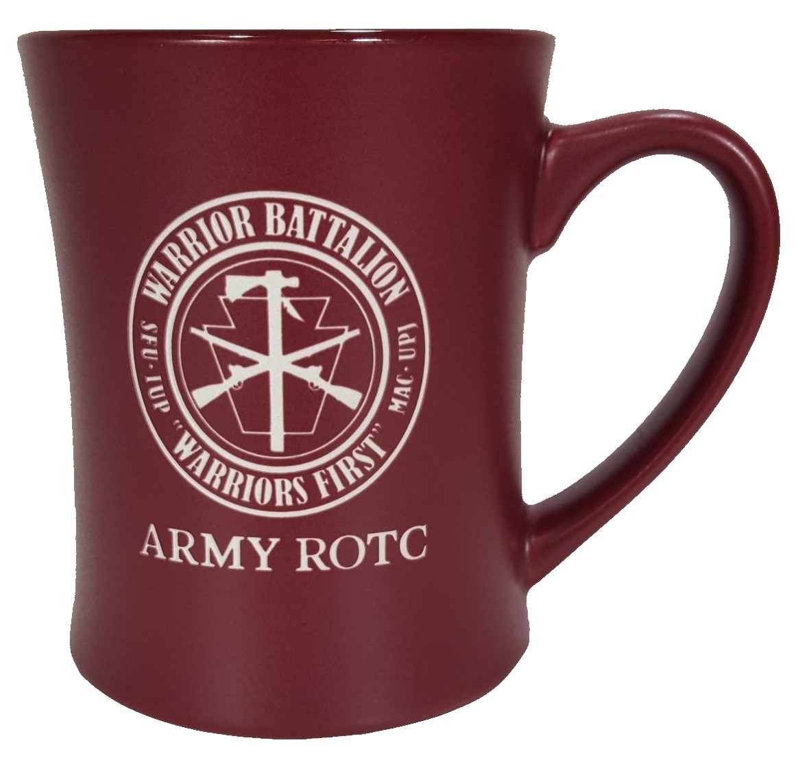 Mug Etched Matte (Alumni-Red)