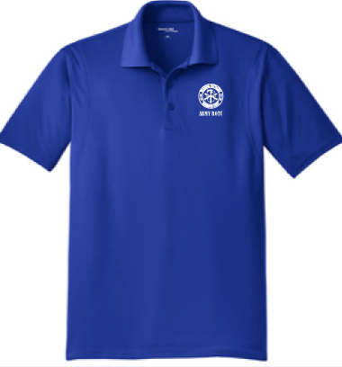 ***Clearance Sale***Polo Shirt, Royal Blue