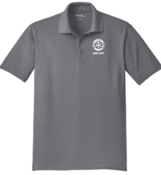 ***Clearance Sale***Polo Shirt, Gray