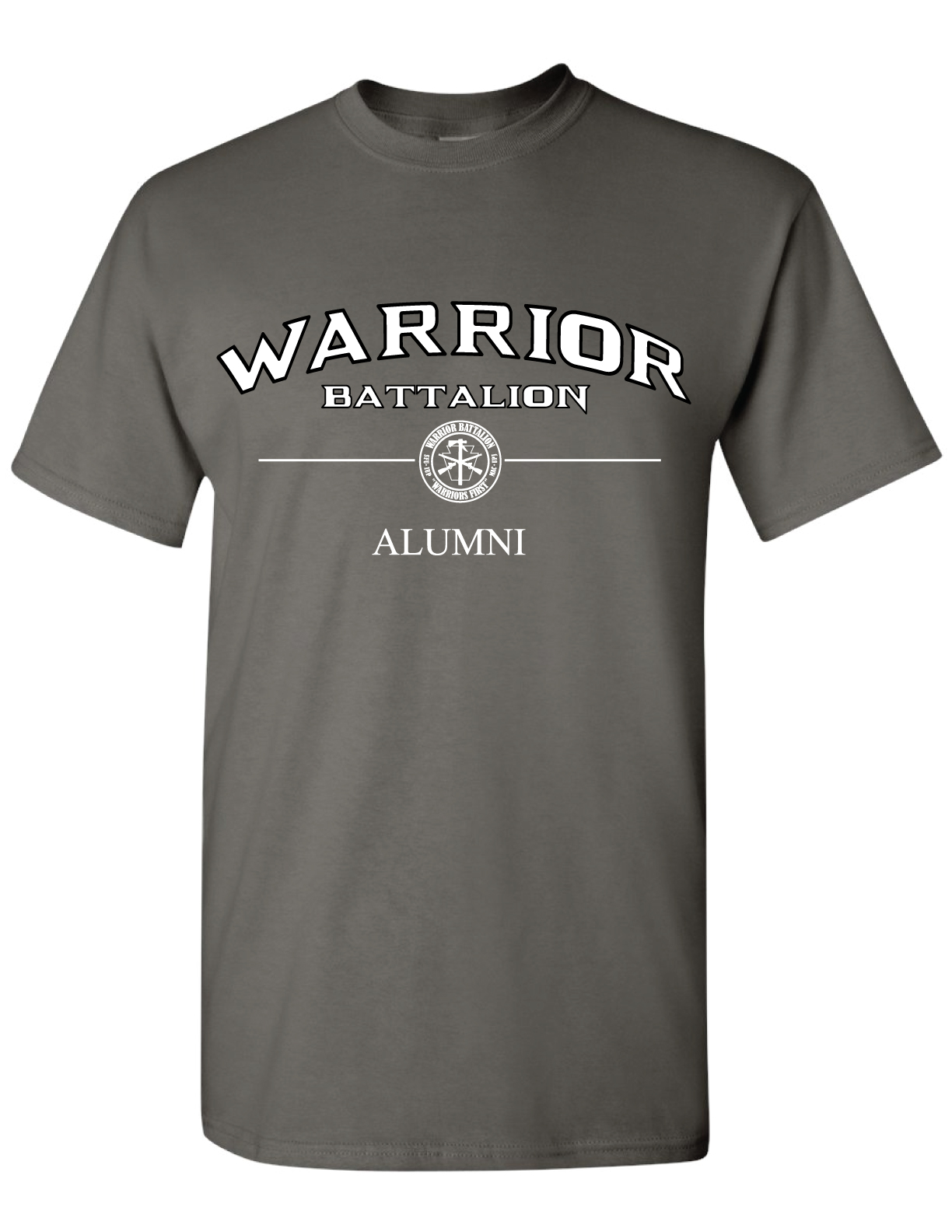 T-Shirt, Gray (Alumni)