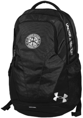 Under Armor Backpack, Embroidered