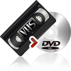 Digital Copy of VHS